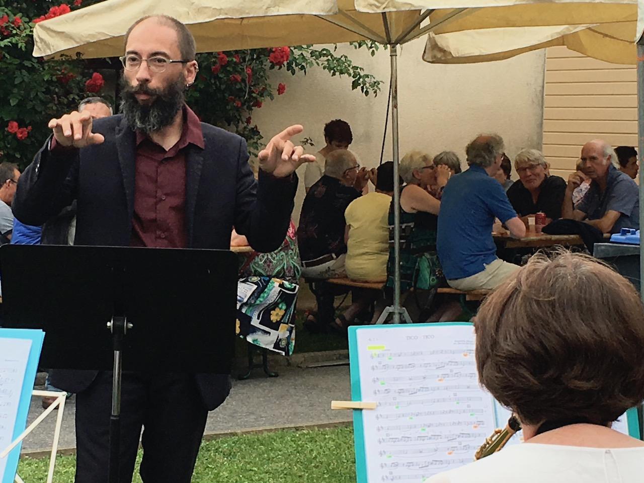 Fête de la musique, Maison des Oiseleurs